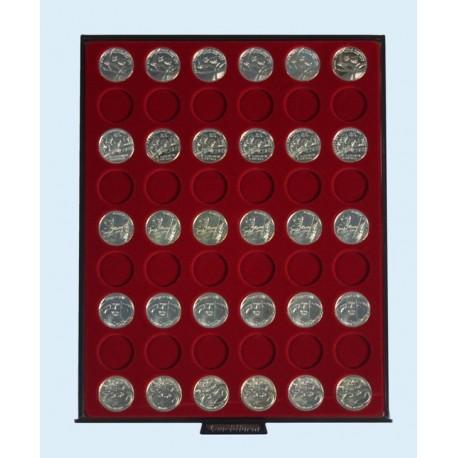 Kaseta do 54 monet 2 zł (bez kapsli) firmy Leuchtturm