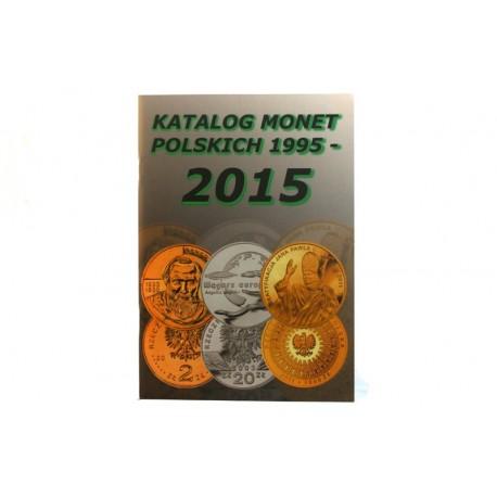 Katalog monet polskich 1995 - 2015