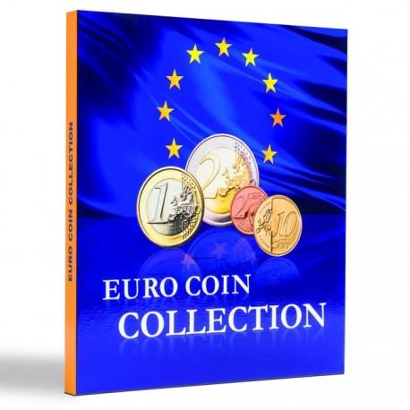 Album PRESSO Leuchtturm na zestawy obiegowe euro od 1 centa do 2