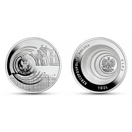 10 zł, 200-lecie Szkoły Głównej Gospodarstwa Wiejskiego, SGGW