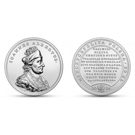 50 zł, Skarby Stanisława Augusta – Jan Olbracht