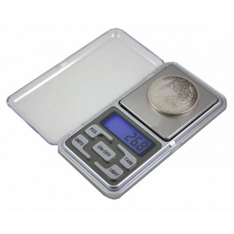 Elektroniczna waga kieszonkowa od 0,1 g do 500 g