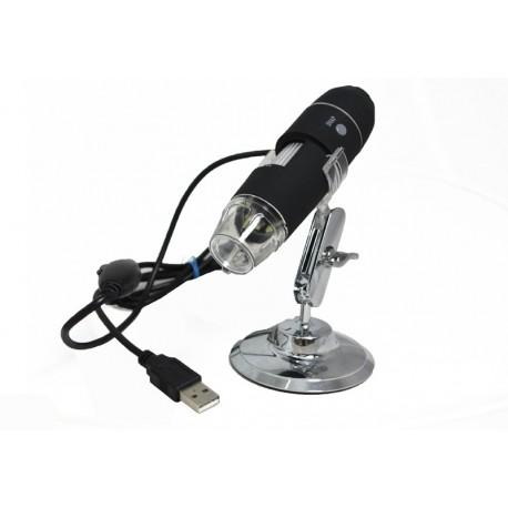 Mikroskop cyfrowy na USB, powiększenie x500