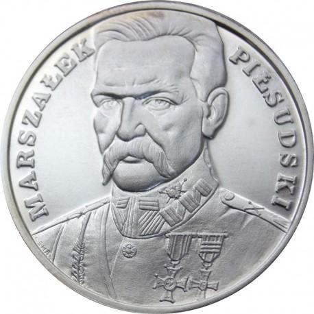 100 000 zł, Marszałek Piłsudski - Mały tryptyk