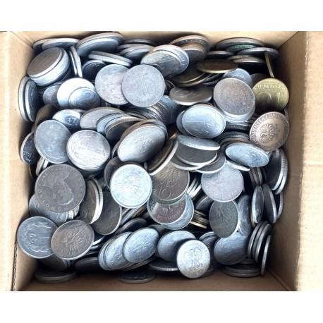 1 kg monet obiegowych z okresu PRL