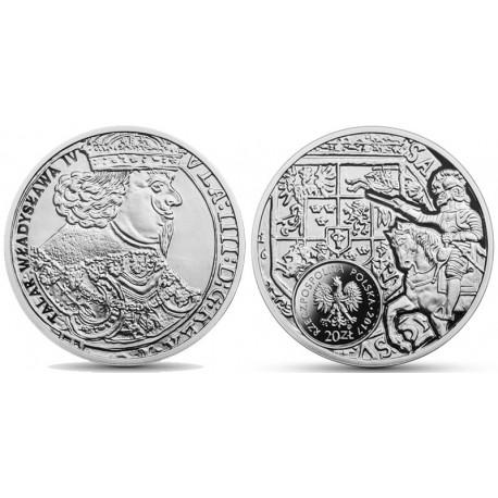20 zł, Historia monety polskiej - talar Władysława IV