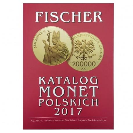 Katalog monet Fischer 2017