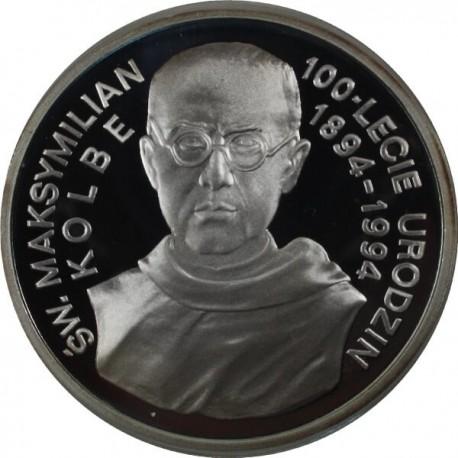 300 000, Św. Maksymilian Kolbe, 100-lecie urodzin