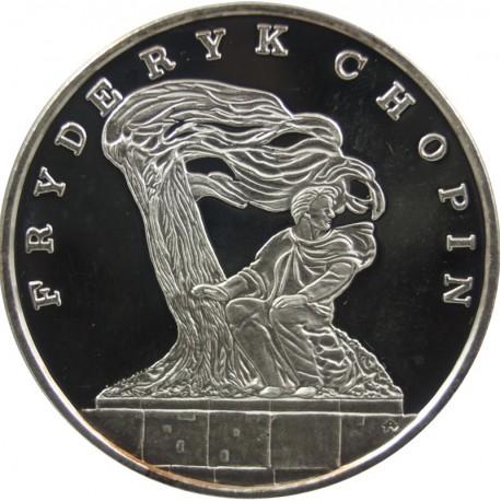 100 000 zł, Mały Tryptyk - Fryderyk Chopin