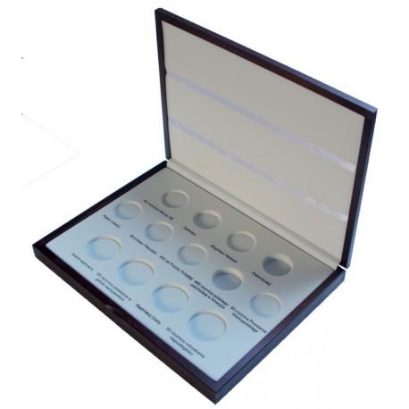 Kaseta do przechowywania monet srebrnych z roku 2008