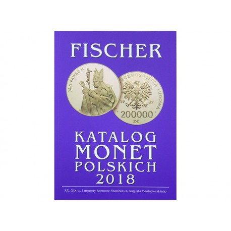 Katalog monet Fischer 2018