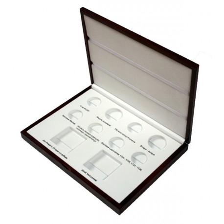 Kaseta do przechowywania monet srebrnych z roku 2003