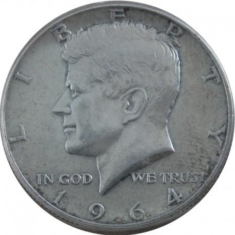 1/2 dolara 1964 rok - Kennedy stan 2-