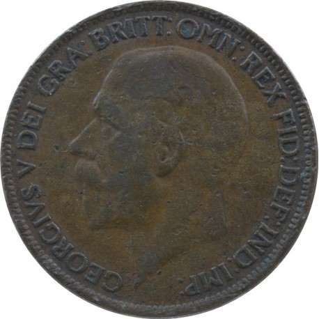 1 Penny, Australia, 1927