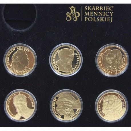 Kolekcja Królowie Elekcyjni z wizerunkiem Jana Kazimierza