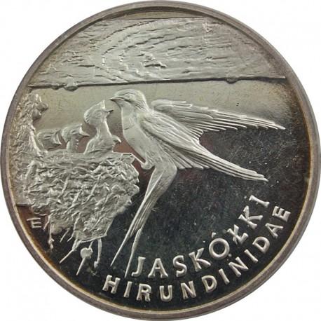 300000 zł Jaskółki 1993