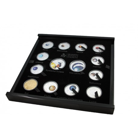 Systema Solare – seria srebrnych numizmatów