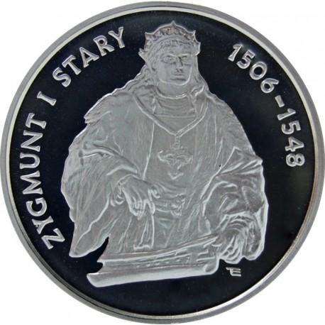 200000 zł Zygmunt I Stary półpostać 1994 r.