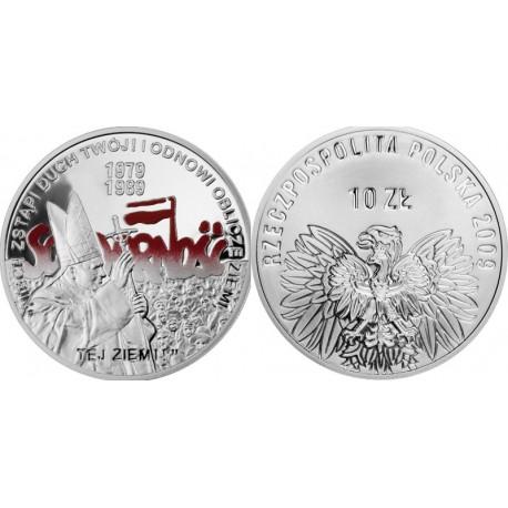 10 zł, Polska droga do wolności (wybory 1989, JPII)