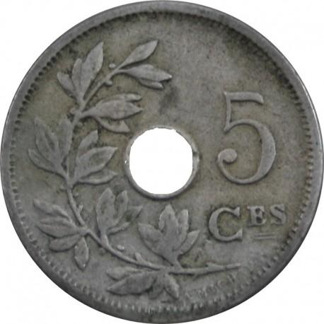 5 Ces 1906, Belgia, stan 3