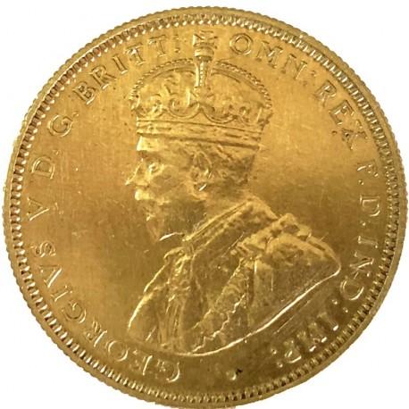 1 shilling, Brytyjska Afryka Zachodnia, 1936