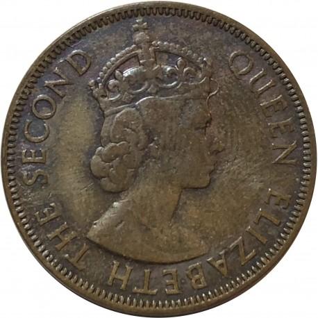 5 Mils, Cypr, 1956 r