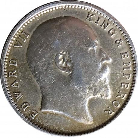 Indie - Brytyjskie 1 rupia, 1904, stan 3