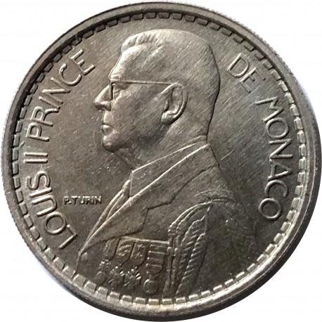 Monako 20 franków, 1947, stan 2+
