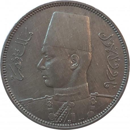 Egipt 2 piastry, 1939, srebro