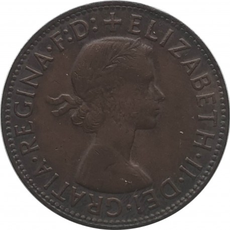 Australia 1 pens, 1963, stan 3+
