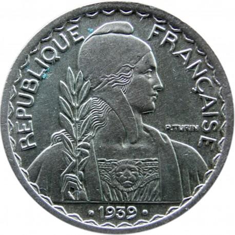 Indochiny Francuskie 10 centymów, 1939