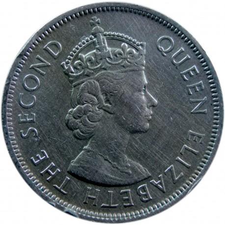 Hong Kong 1 dolar, 1960