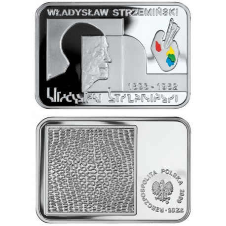 20 zł, Władysław Strzemiński - malarze polscy
