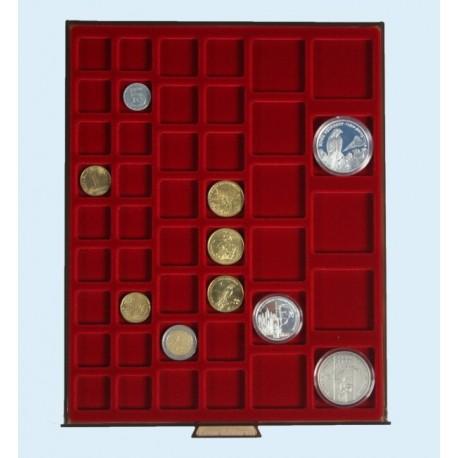 Kaseta MIX do 45 różnych monet - Leuchtturm