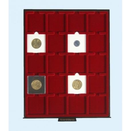 Kaseta na 20 monet w holderach / QUADRUM