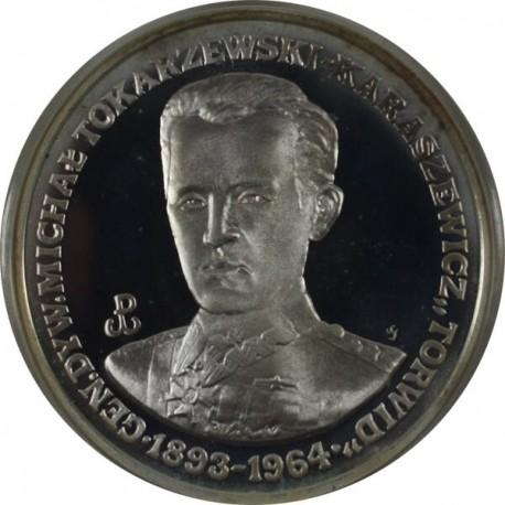 200 000 zł, Gen. Michał 'Torwid' Tokarzewski-Karaszewicz, 1991 r