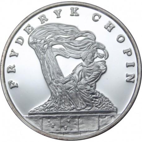 100 000 zł, Fryderyk Chopin - Mały tryptyk