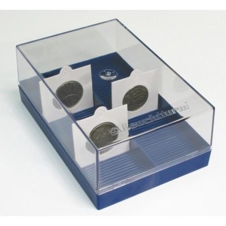 Pudełko na 100 holderów do monet