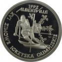 200 000 zł, XVI Zimowe Igrzyska - Albertville 1992