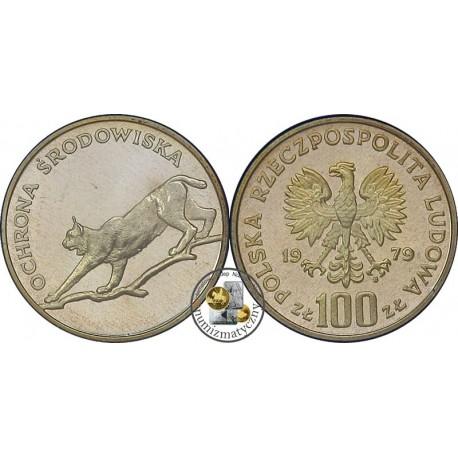 100 zł, Ryś, 1979 r.