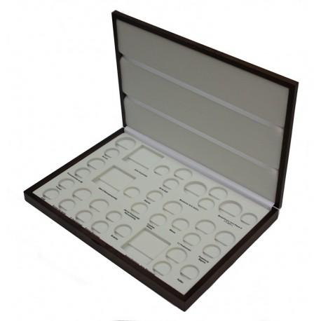 Kaseta rocznik 2011 do przechowywania monet srebrnych i 2zł GN.