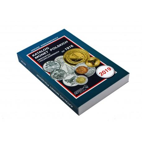 Katalog monet polskich Parchimowicz 1916 - 2019