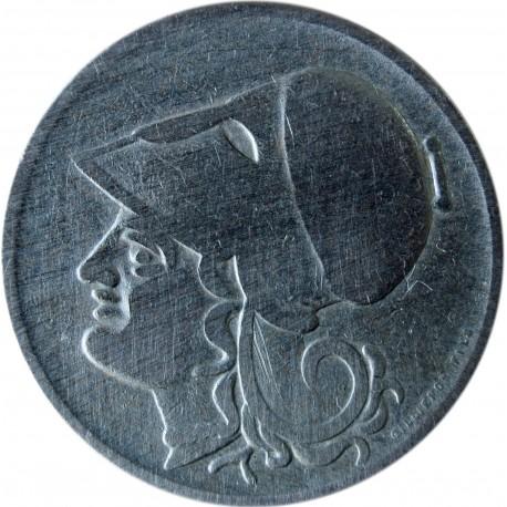 Grecja 1 drachma, 1926