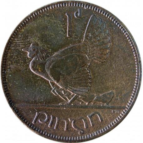 Irlandia 1 pens, 1937