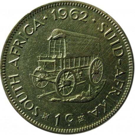 Afryka Południowa 1 cent, 1964