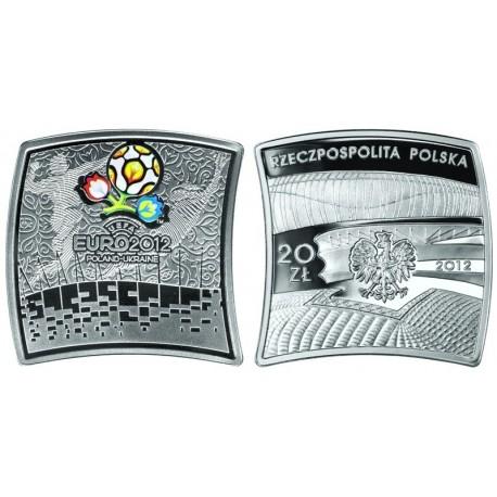 20 zł, Mistrzostwa Europy w Piłce Nożnej Polska Ukraina 2012