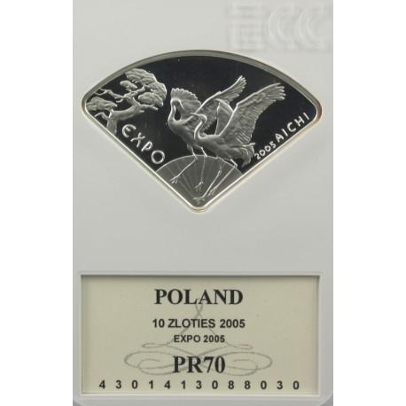 10 zł Expo PR70