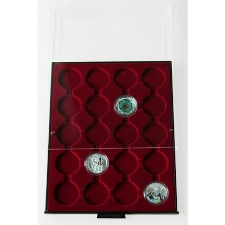 Kaseta do monet 20 zł firmy Leuchtturm (MB CAPS 39)