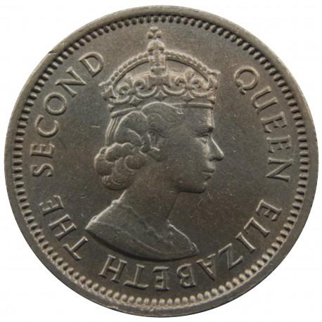 Państwa Wschodniokaraibskie 10 centów, 1964, stan 2
