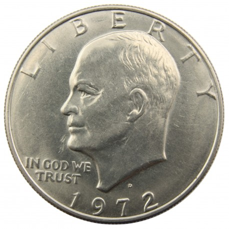 USA 1 dolar, 1972, stan 1-